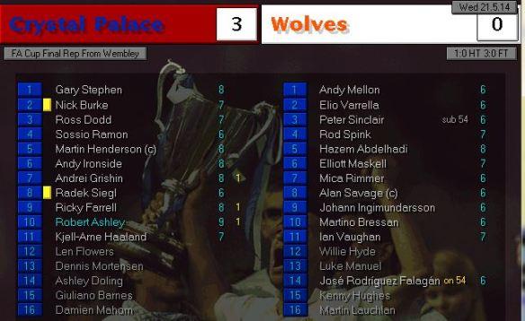 FA Final 14
