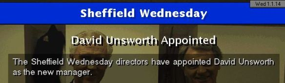 unsworth to sheff wed