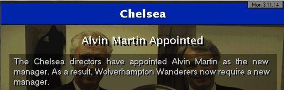 alvin martin to chelsea