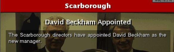 beckham to scarborough