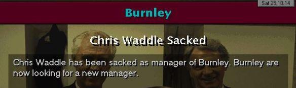 burnley sack waddle
