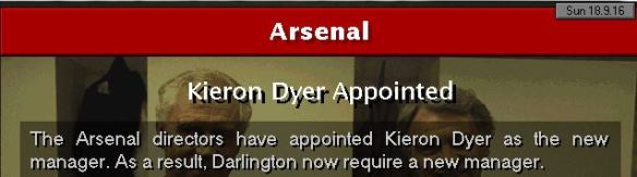 dyer to arsenal