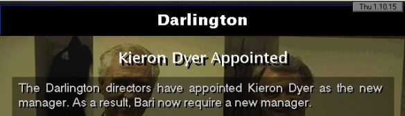 dyer to darlo