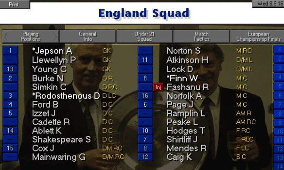 england 16 squad