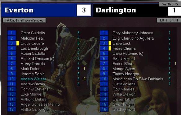 FA Cup final 15