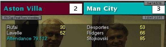 FA Cup final 16