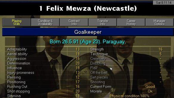 mewza stats