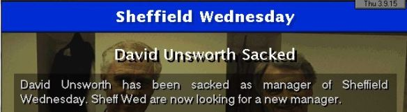 unsworth sacked