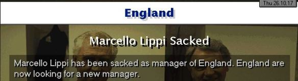 lippi sacked