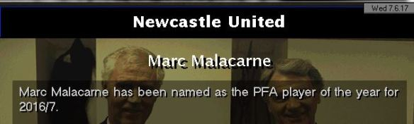 malacarne player of the year
