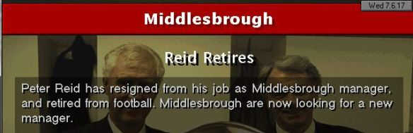 reid retires