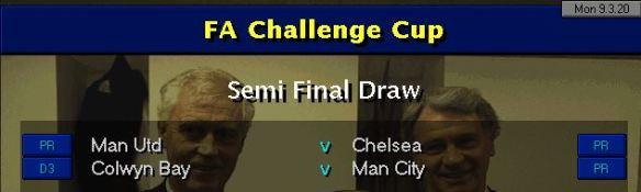 FA Cup SF