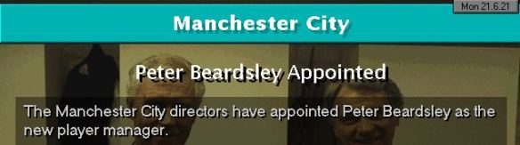 beardsley to man city
