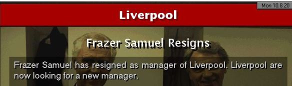 liverpool manager resigns
