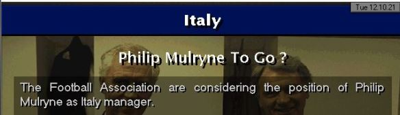 mulryne to go.