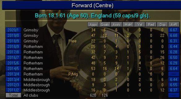 PB career 1