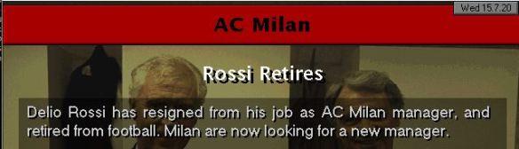 rossi retires