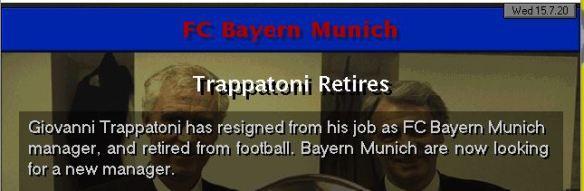 trapp retires