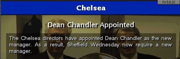 Chandler to Chelsea