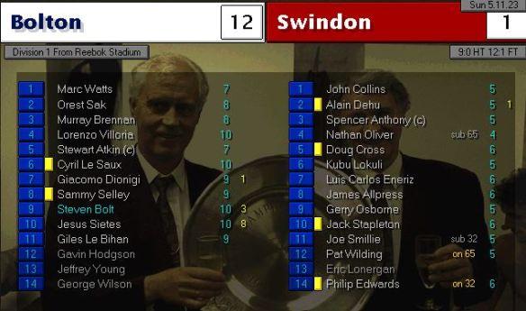 Bolton 12-1
