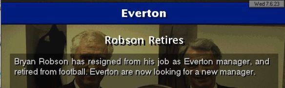 bryan robson retires