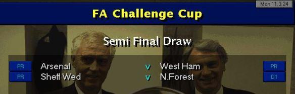 FA SF Results