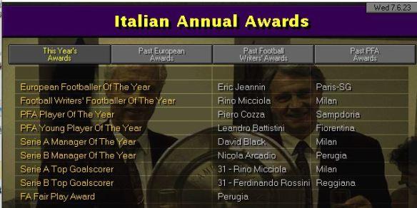italian awards 23