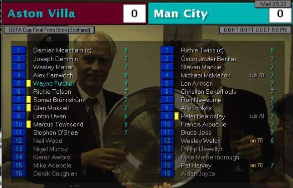 uefa cup final