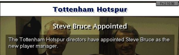spurs-appoint-bruce