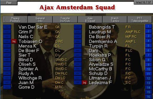 Ajax Squad