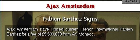 barthez signs