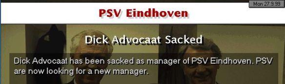 PSV sack dick