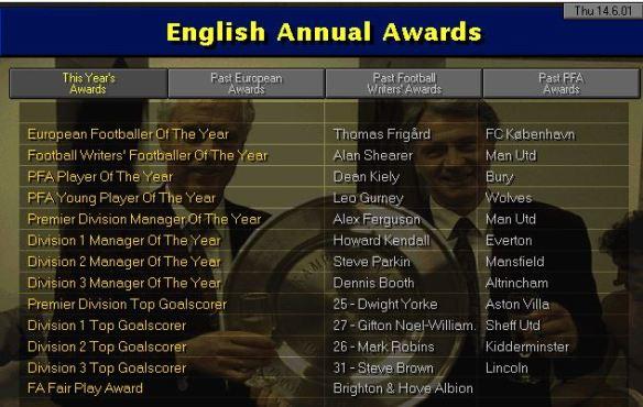 English awards 01