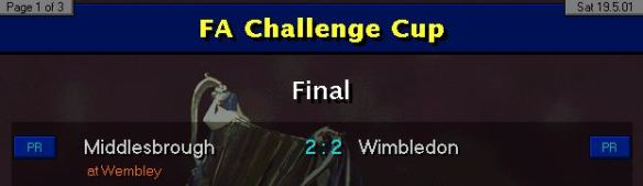 FA Cup final 01