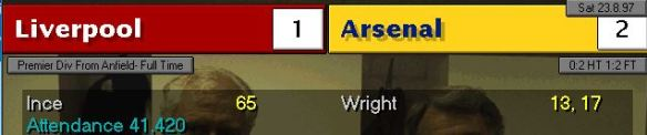 liverpool away 2-1