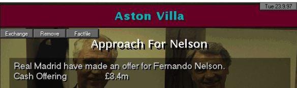 Nelson bid