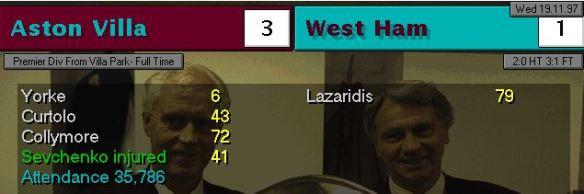 west ham 3-1