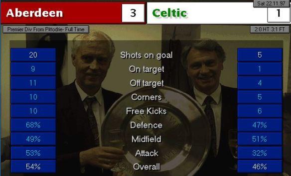3-1 Celtic