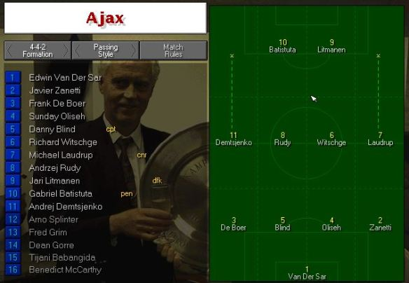 Ajax Starting
