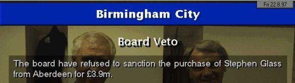 board veto