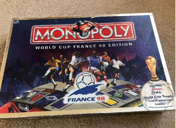 France 98 Monopoly