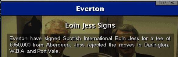 Jess leaves