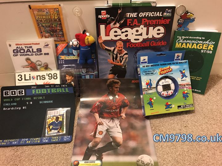 cm9798 cup prizes