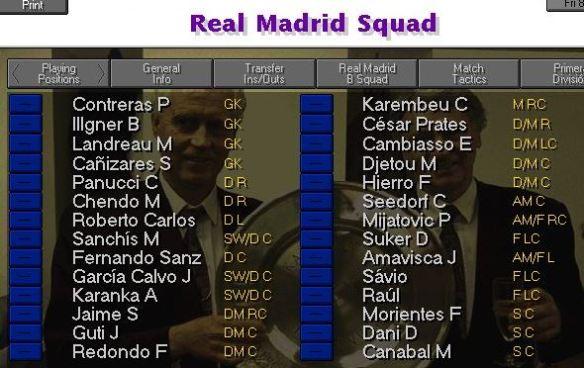 RM Squad