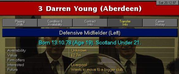 Young bigger club