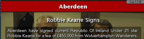 robbie keane signs
