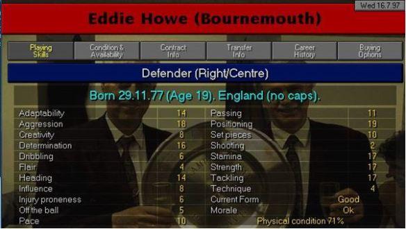 1 Howe