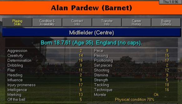 14a Pardew