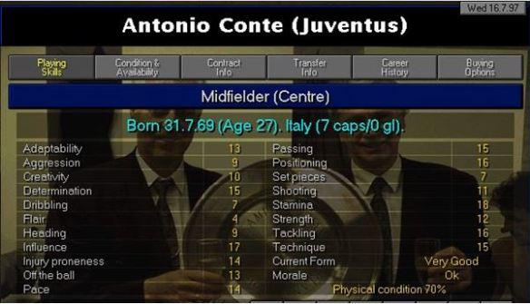 3 Conte