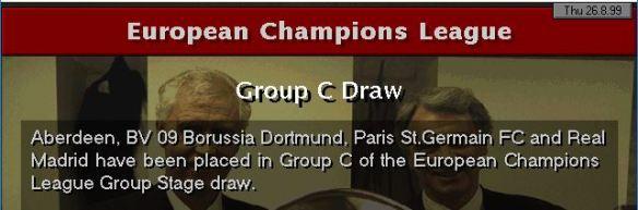 CL draw S3